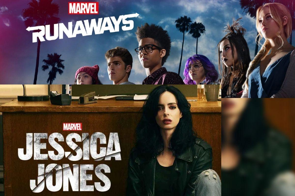 Lunedì serata Marvel su Rai4 con le prime visioni di Runaways e Jessica Jones