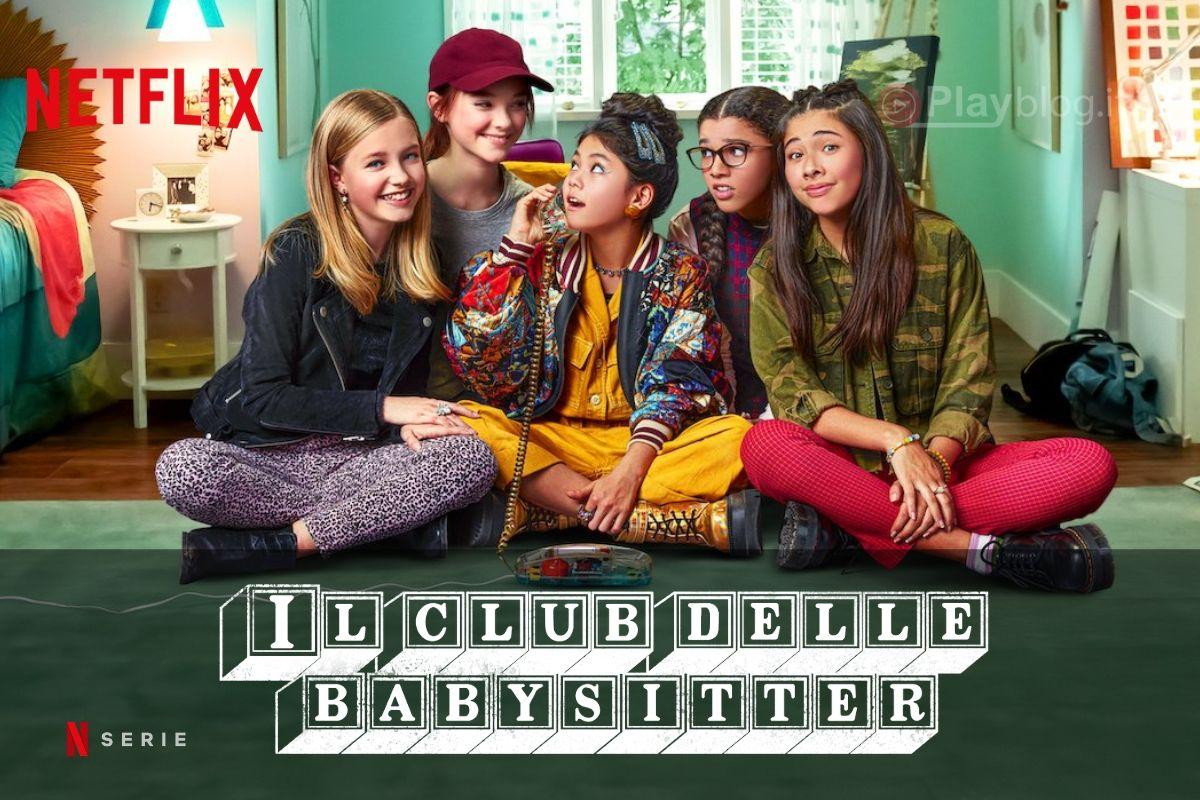 Primo trailer e data di rilascio per Il club delle babysitter su Netflix