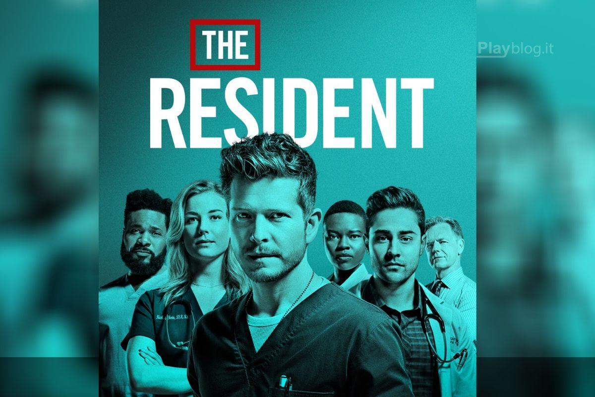 The Resident in prima serata stasera su Rai Premium