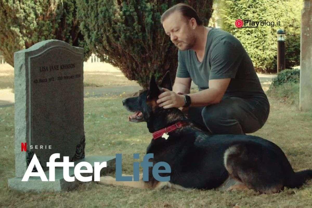 copertina after life 2 stagione italiano