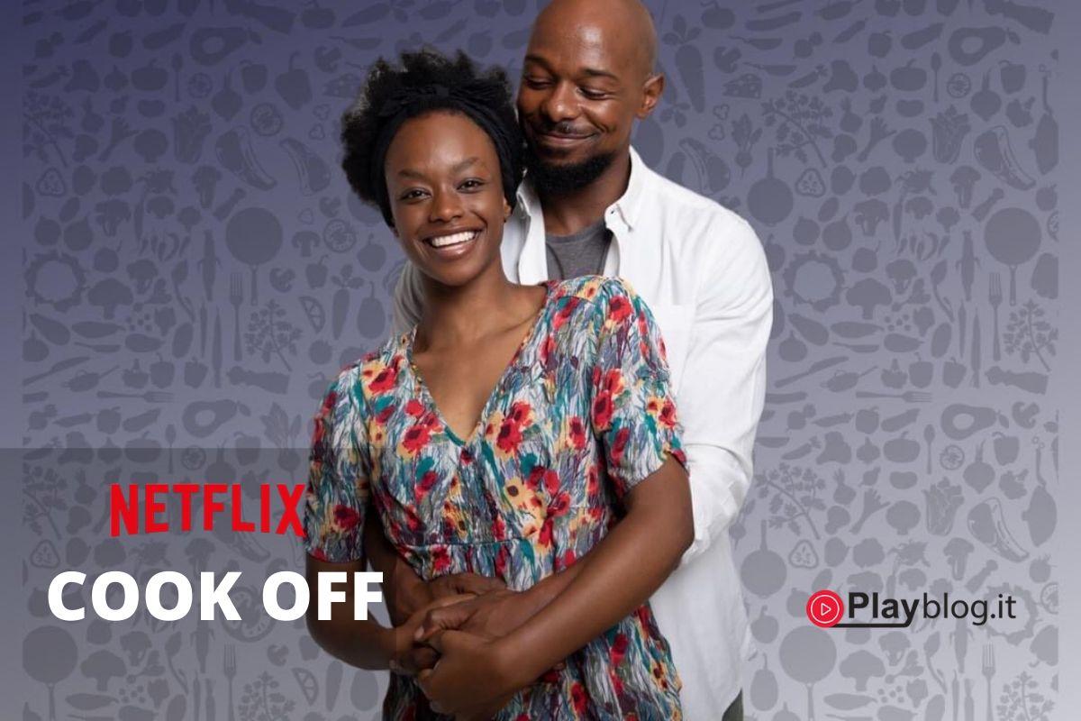 copertina commedia Netflix Cook Off zimbabwe