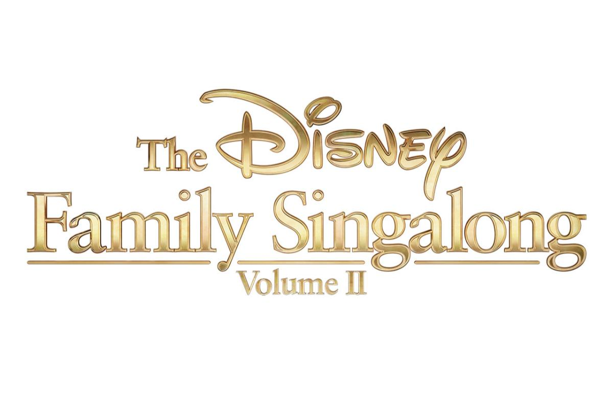 the disney family singalong volume 2 disney plus