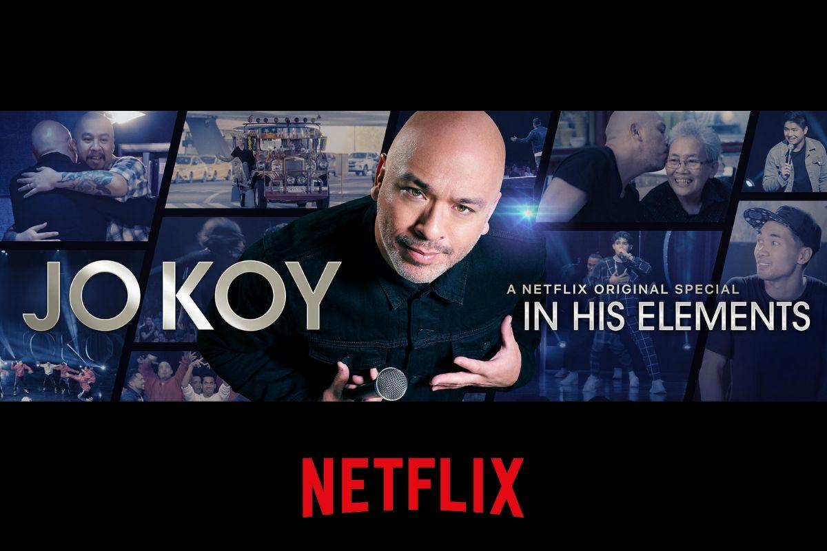 Arriva il primo trailer ufficiale di Jo Koy: In His Elements | Comedy Special