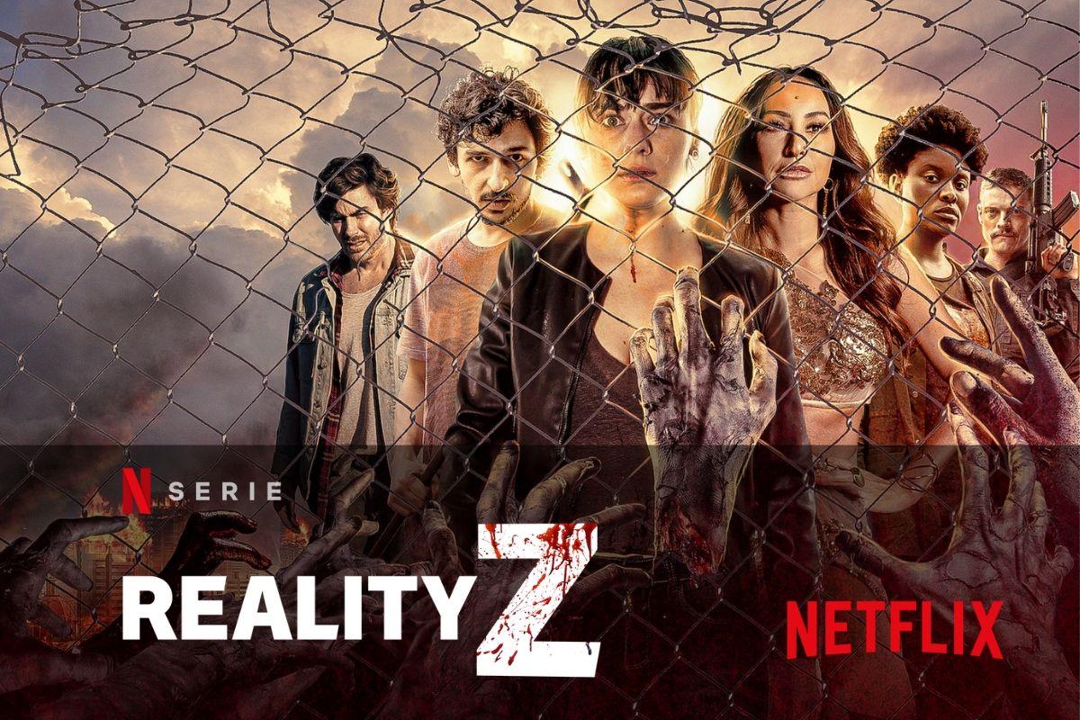 Arriva oggi la prima stagione della serie horror Reality Z su Netflix