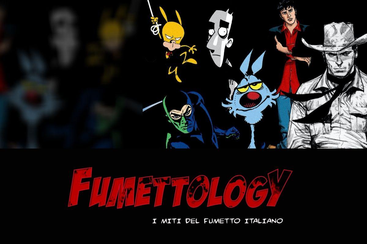 Fumettology: tornano su RAI4 i miti del fumetto italiano