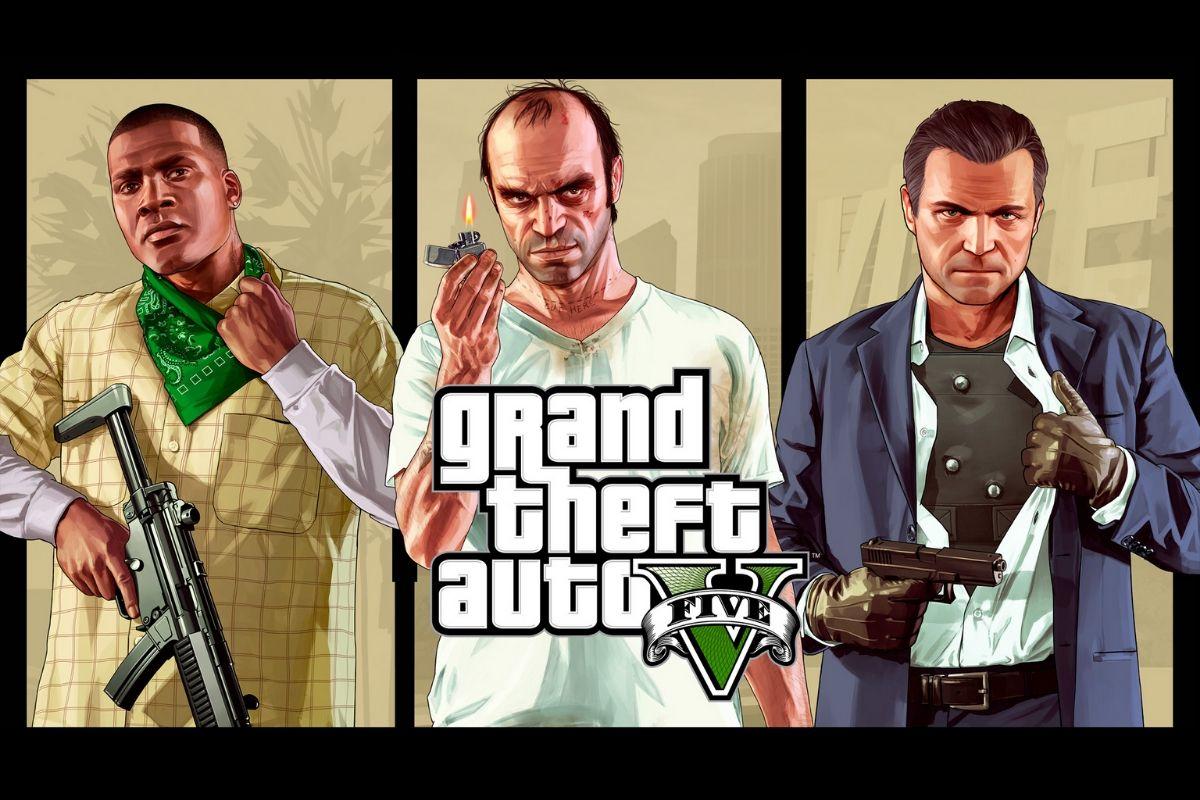 Grand Theft Auto V in arrivo sulle console di nuova generazione nel 2021