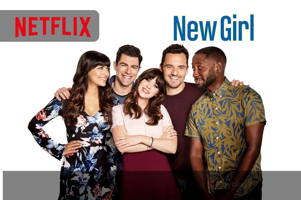 Guarda ora su Netflix la Stagione 7 di New Girl disponibile in streaming
