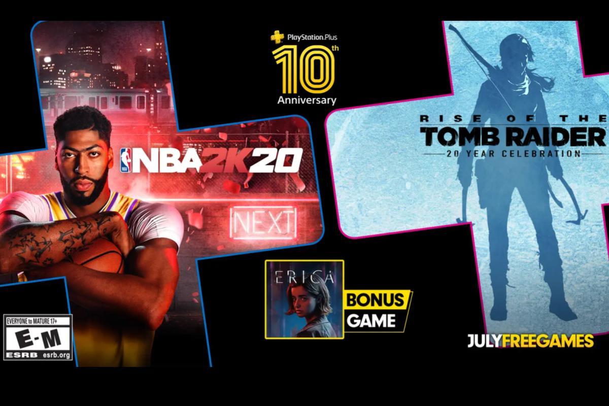 La selezione di giochi PlayStation Plus di Luglio porta diverse sorprese