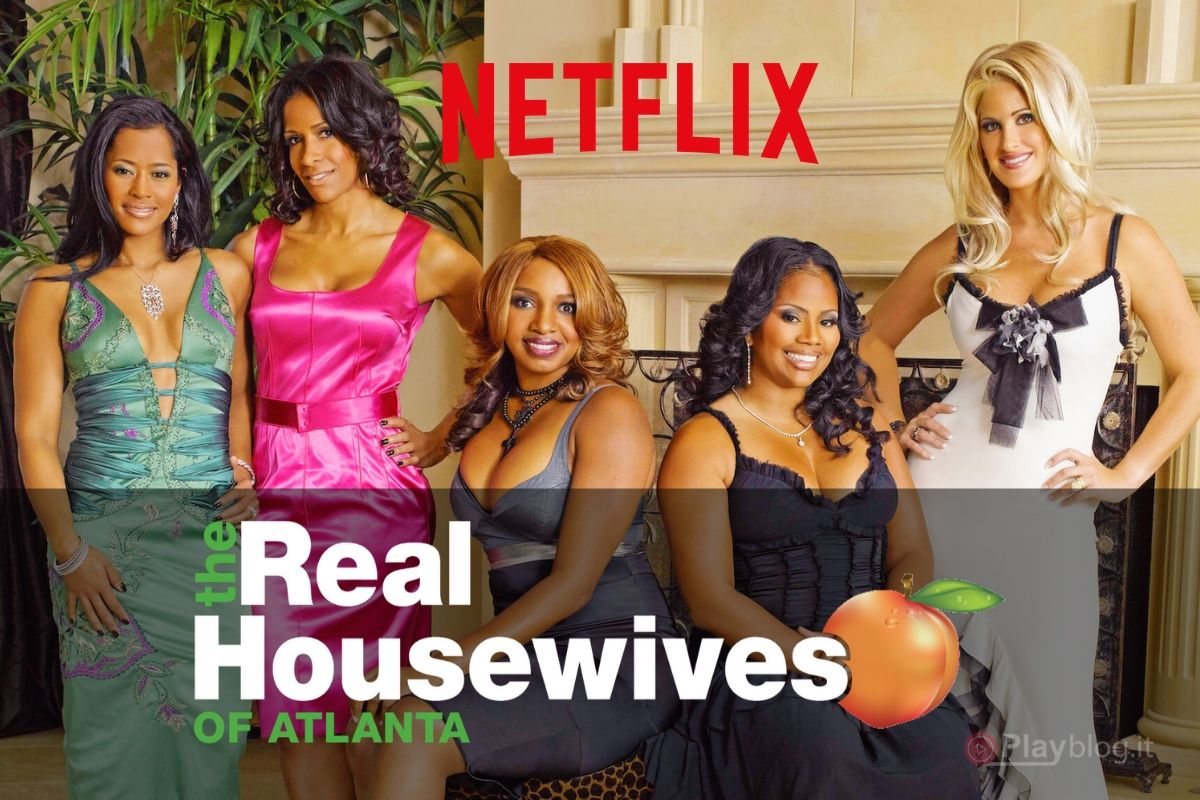 The Real Housewives of Atlanta disponibili le prime due stagioni su Netflix
