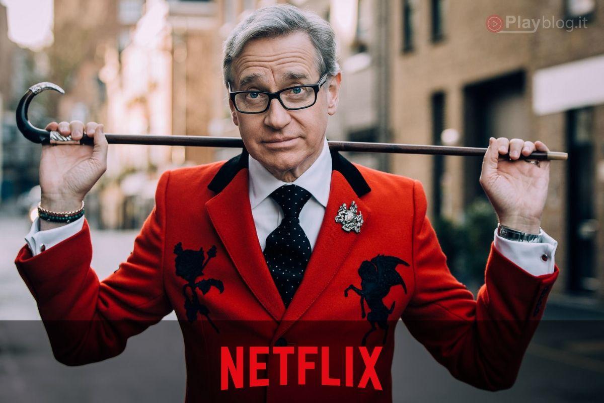 The School for Good and Evil Netflix verrà diretto da Paul Feig