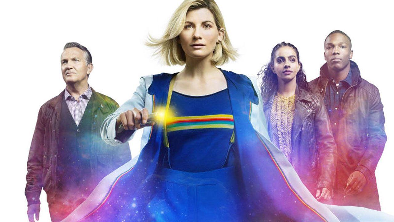Torna il Doctor Who nella dodicesima stagione in prima visione assoluta