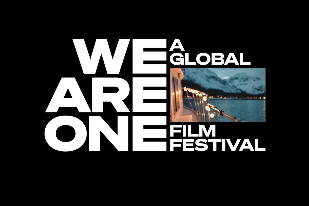 WE ARE ONE Live! Il primo festival del cinema globale