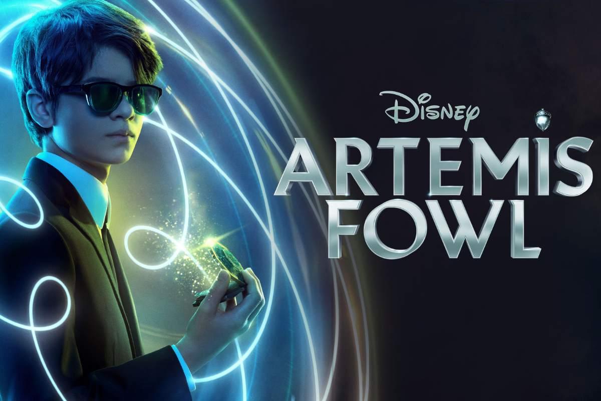 copertina artemis fowl disney plus streaming ita film