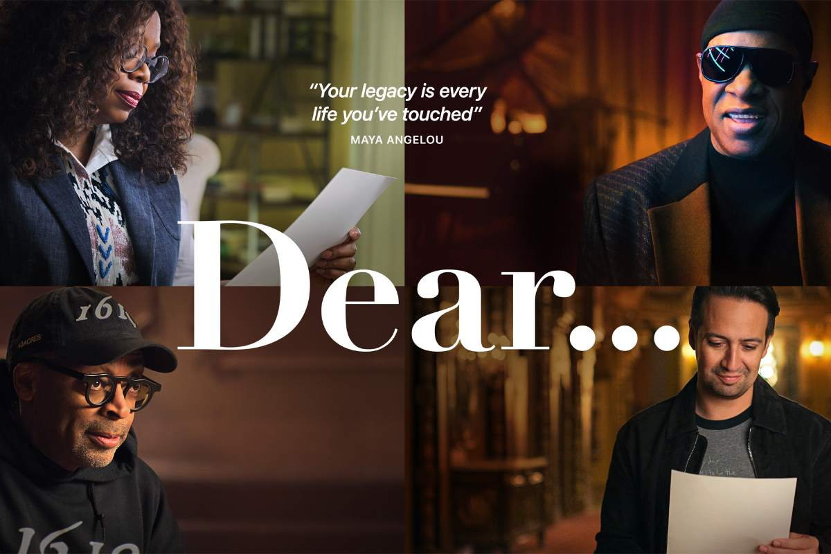 copertina dear serie tv documentario apple tv plus