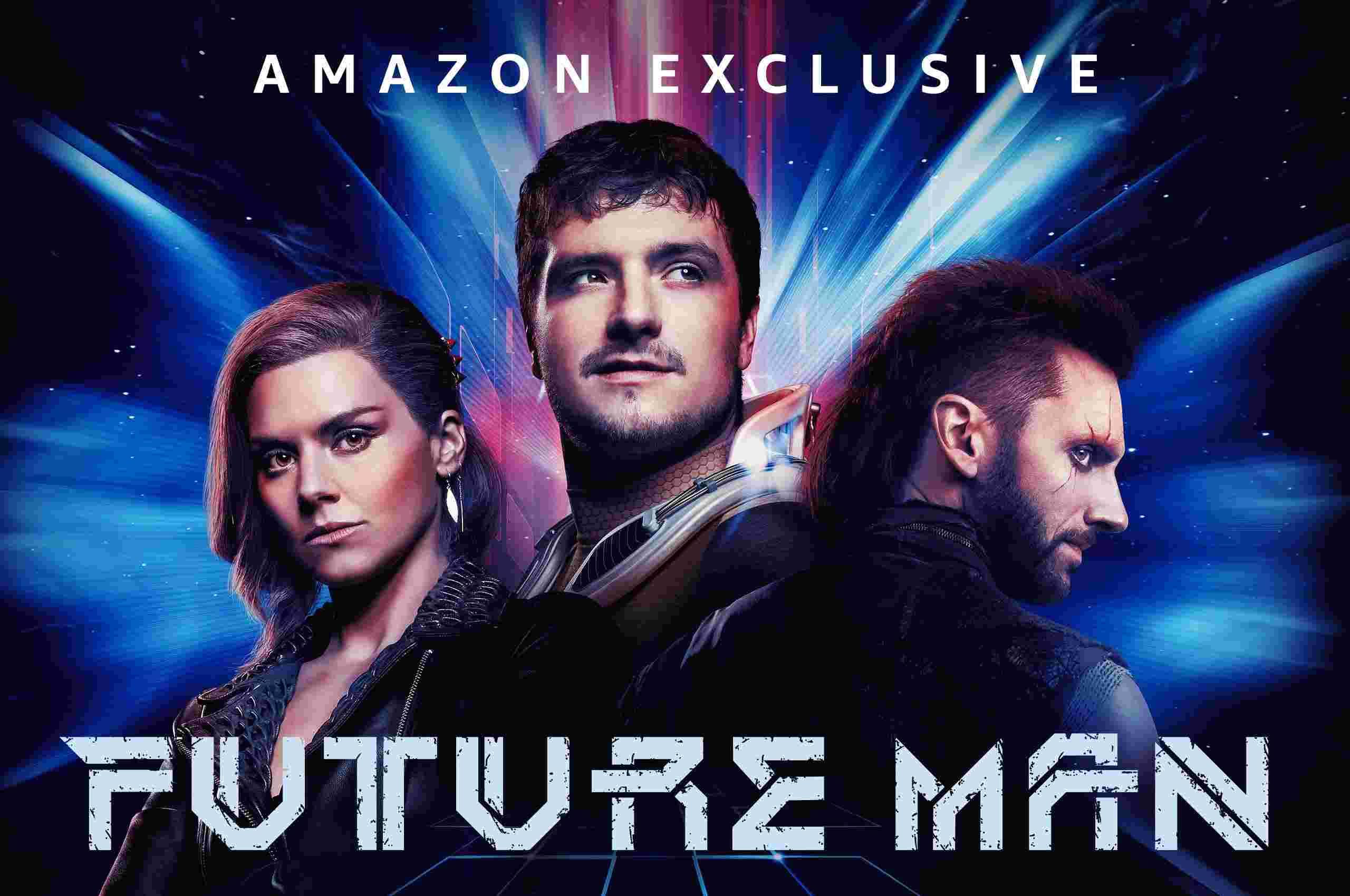 future man stagione 3 amazon prime video esclusiva copertina