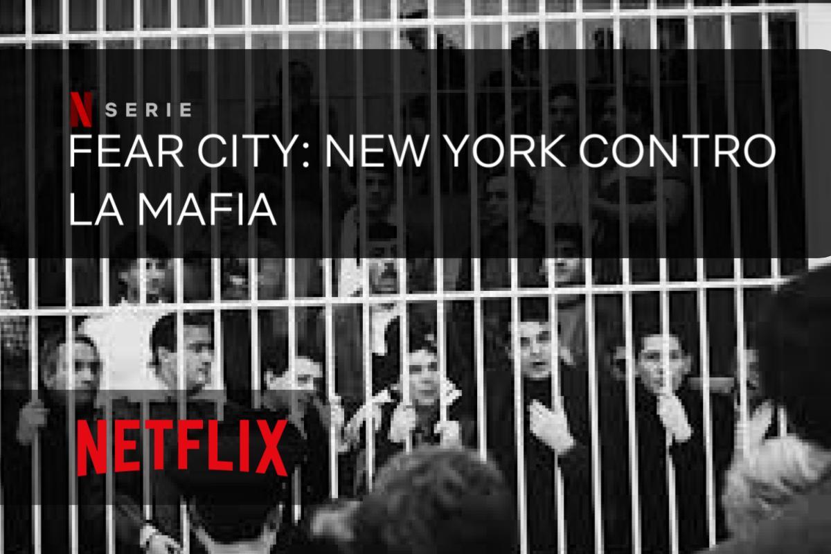 Fear City: New York contro la mafia disponibile la prima stagione su Netflix