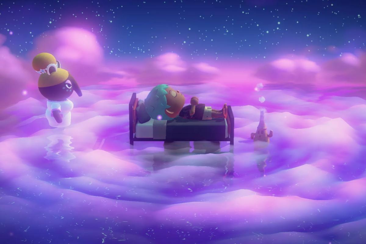 Il prossimo aggiornamento estivo di Animal Crossing aggiunge sogni e salvataggi in cloud su Nintendo Online
