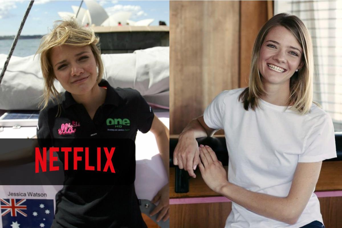 Jessica Watson, la velista australiana che ha ispirato il mondo in un nuovo film biografico su Netflix