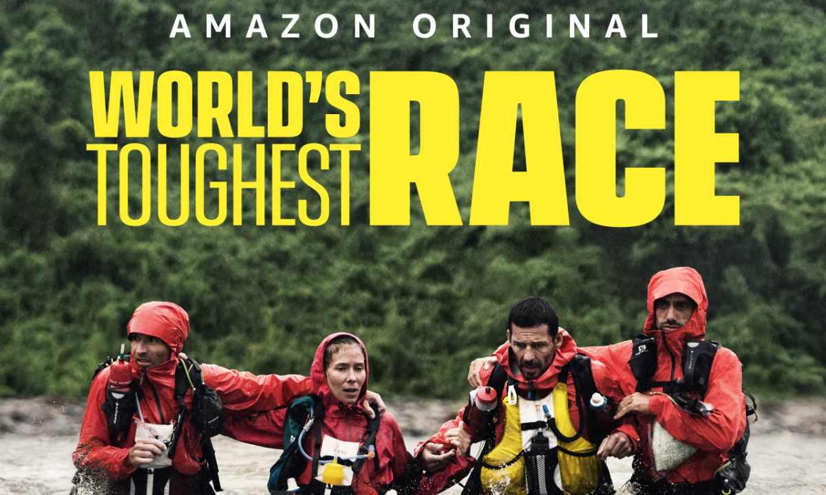 copertina La gara più dura del mondo Eco-Sfida alle isole Figi su Prime Video