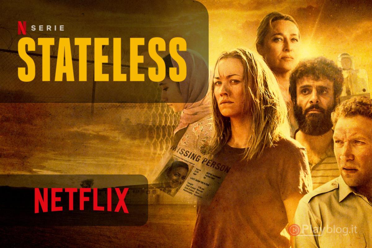 Pronti per la prima stagione di Stateless su Netflix