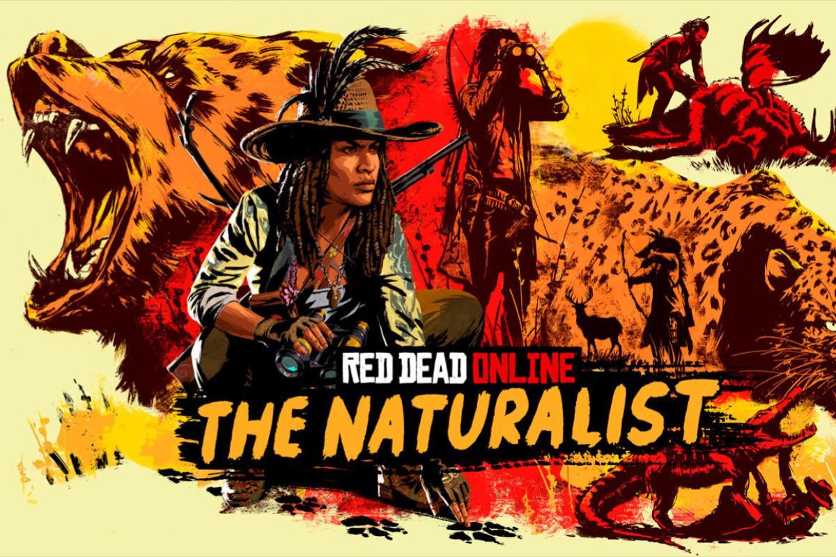 Red Dead Online The Naturalist è ora disponibile per il download