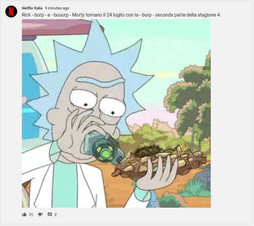 La notizia su Rick e Morty 4 parte 2