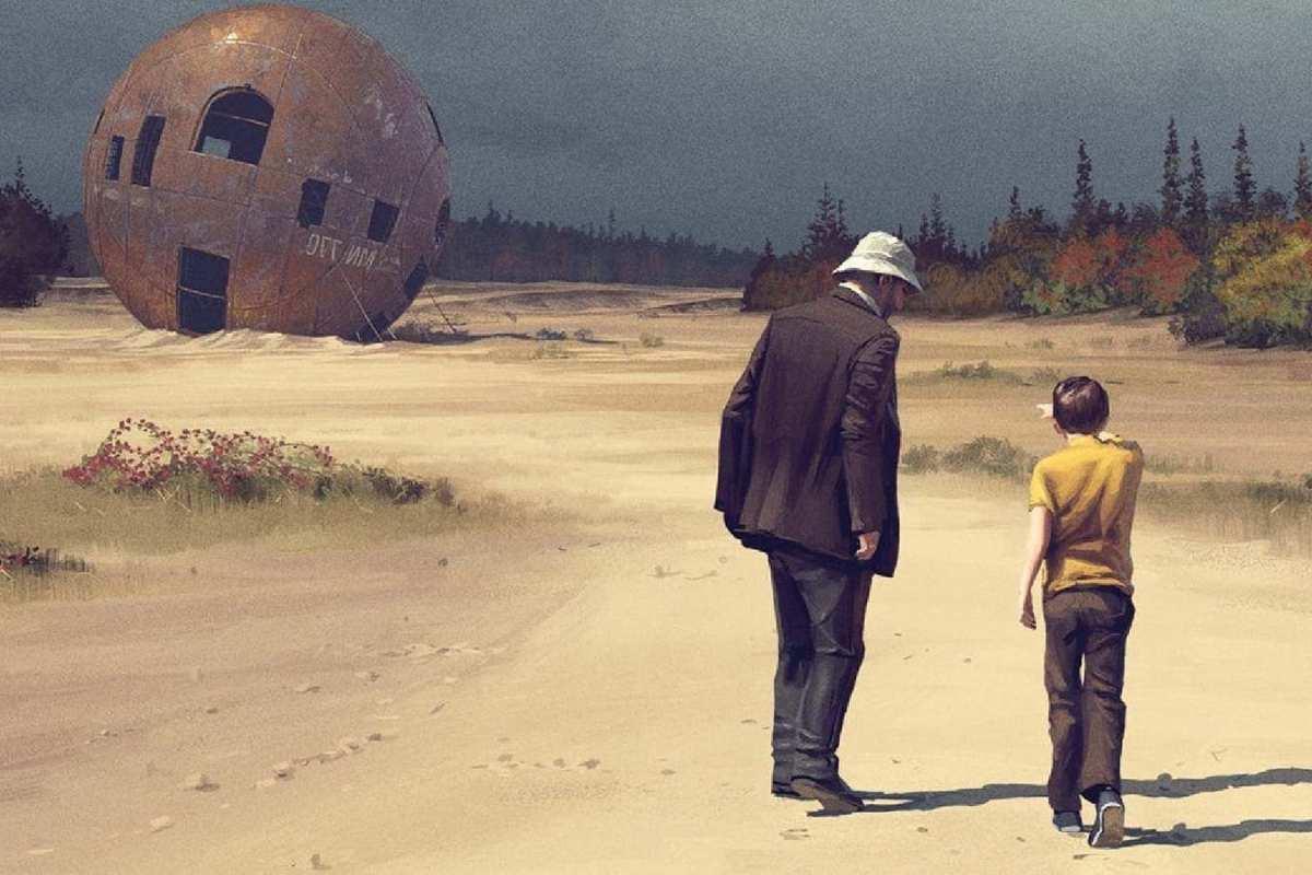 copertina tales from the loop spiegazione finale prima stagione