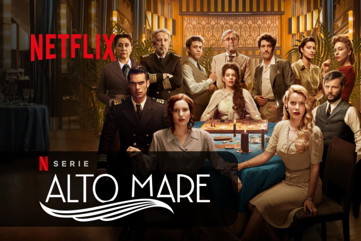Alto mare Stagione 3 disponibile per lo streaming su Netflix