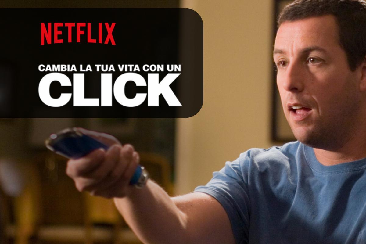 Cambia la tua vita con un click una commedia per la serata su Netflix