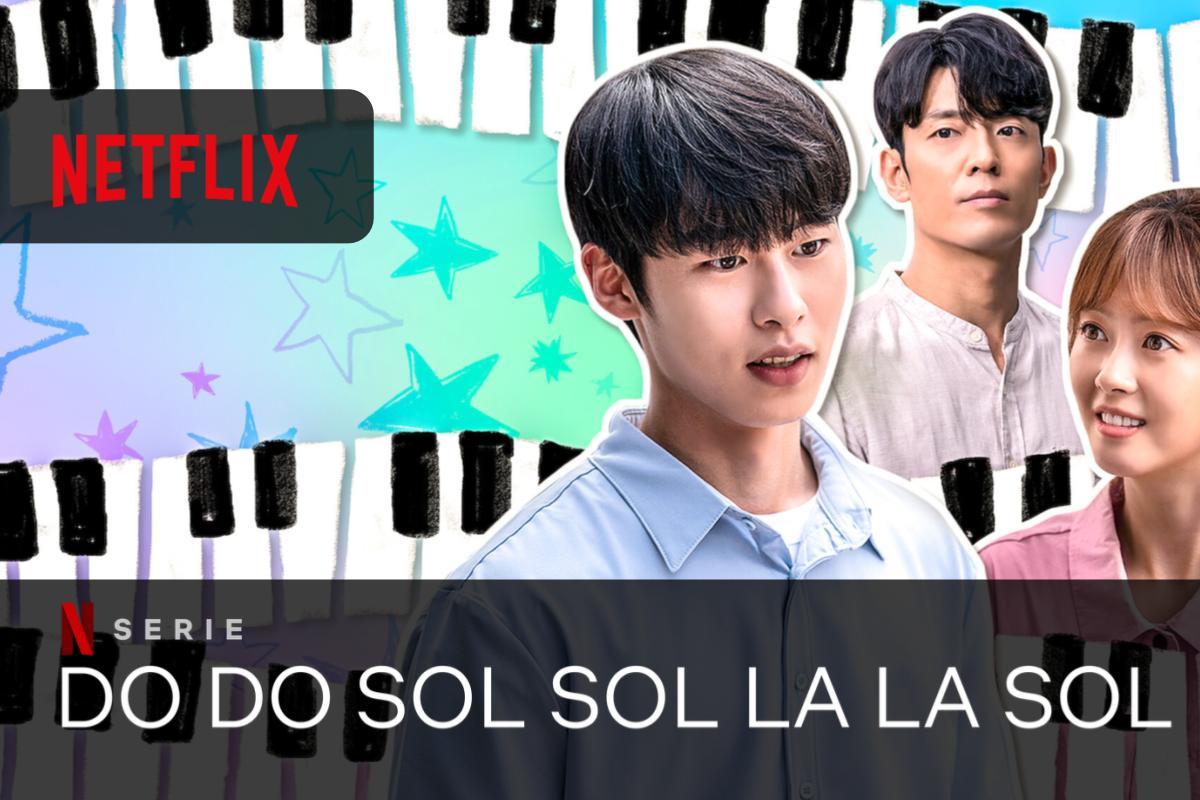 Do Do Sol Sol La La Sol una commedia romantica che racconta la storia di un energico pianista