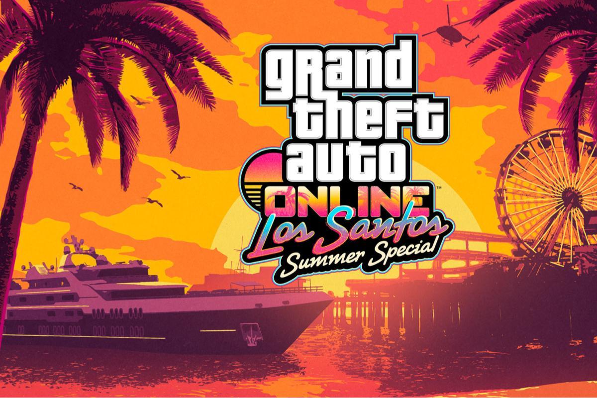 GTA Online Los Santos Rockstar pubblica lo speciale estivo nell'ultimo aggiornamento