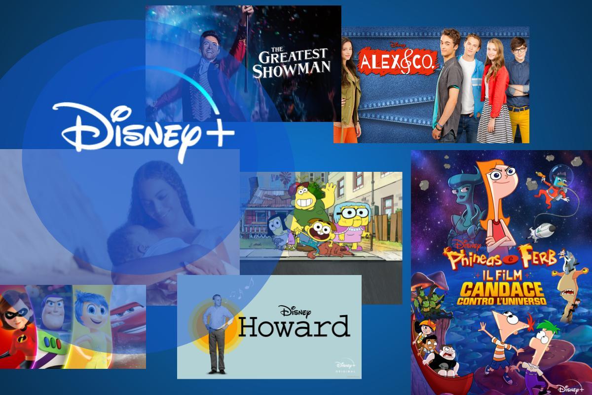 Le novità del mese in arrivo ad Agosto su Disney+