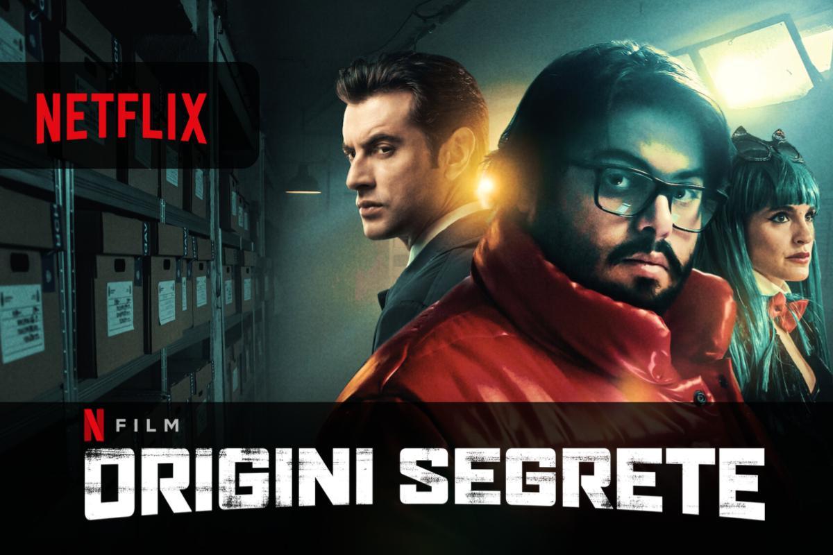 Origini segrete disponibile su Netflix questo nuovo film bizzarro e avvincente