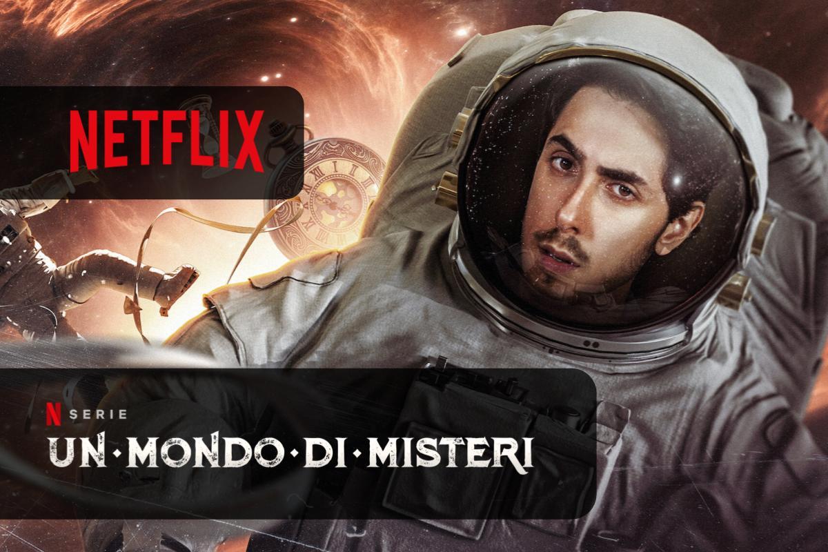 Un mondo di misteri su Netflix arriva la prima stagione