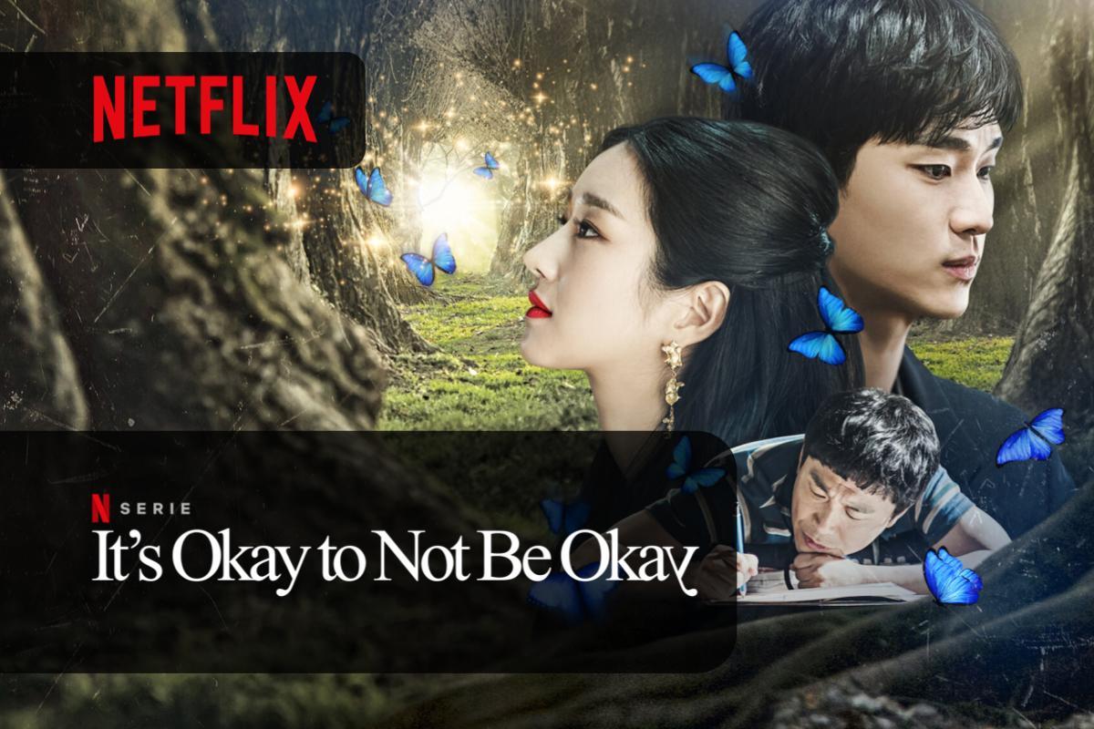 Una nuova commedie romantica su Netflix disponibile la serie It's Okay to Not Be Okay