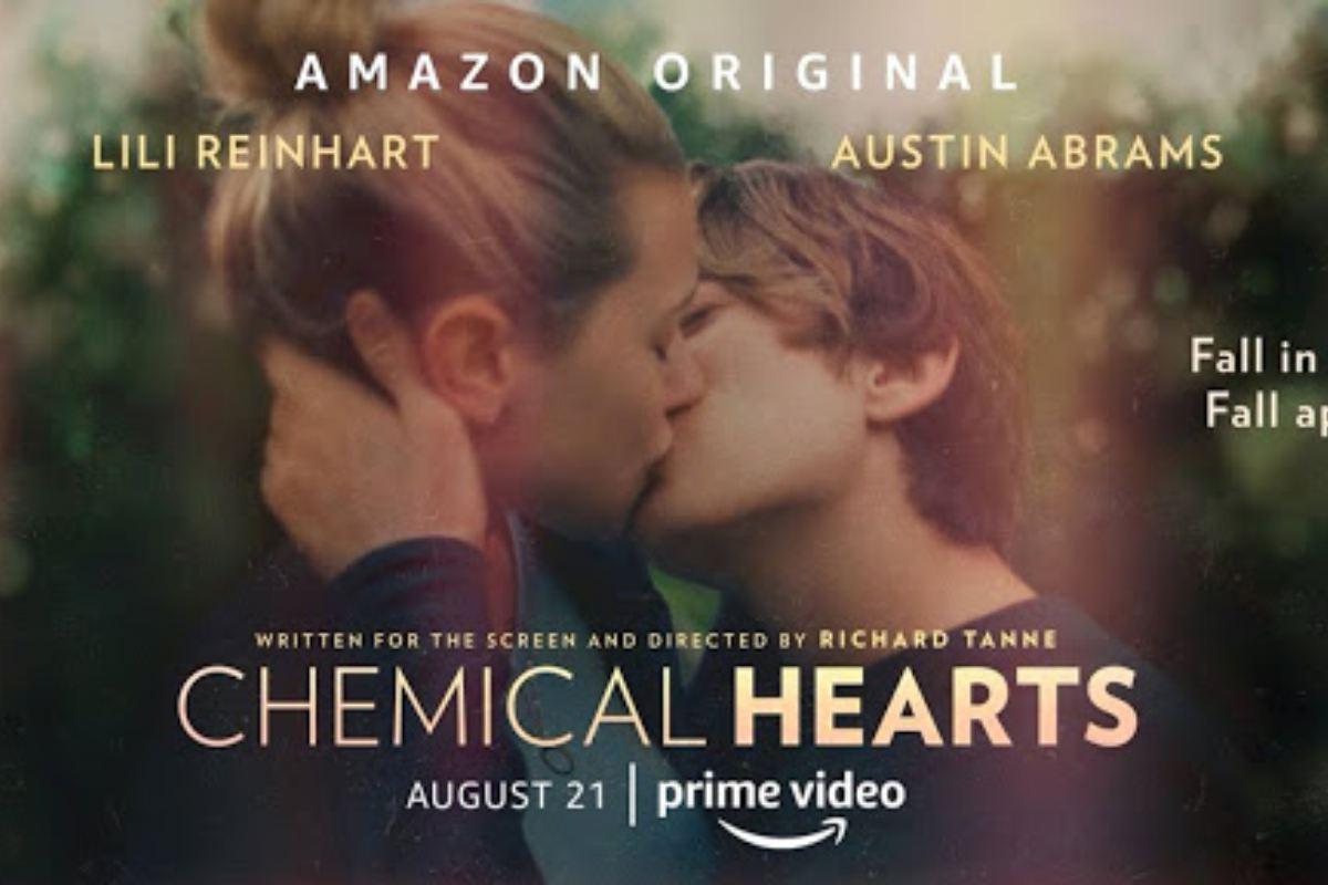 copertina chemical hearts amazon prime video