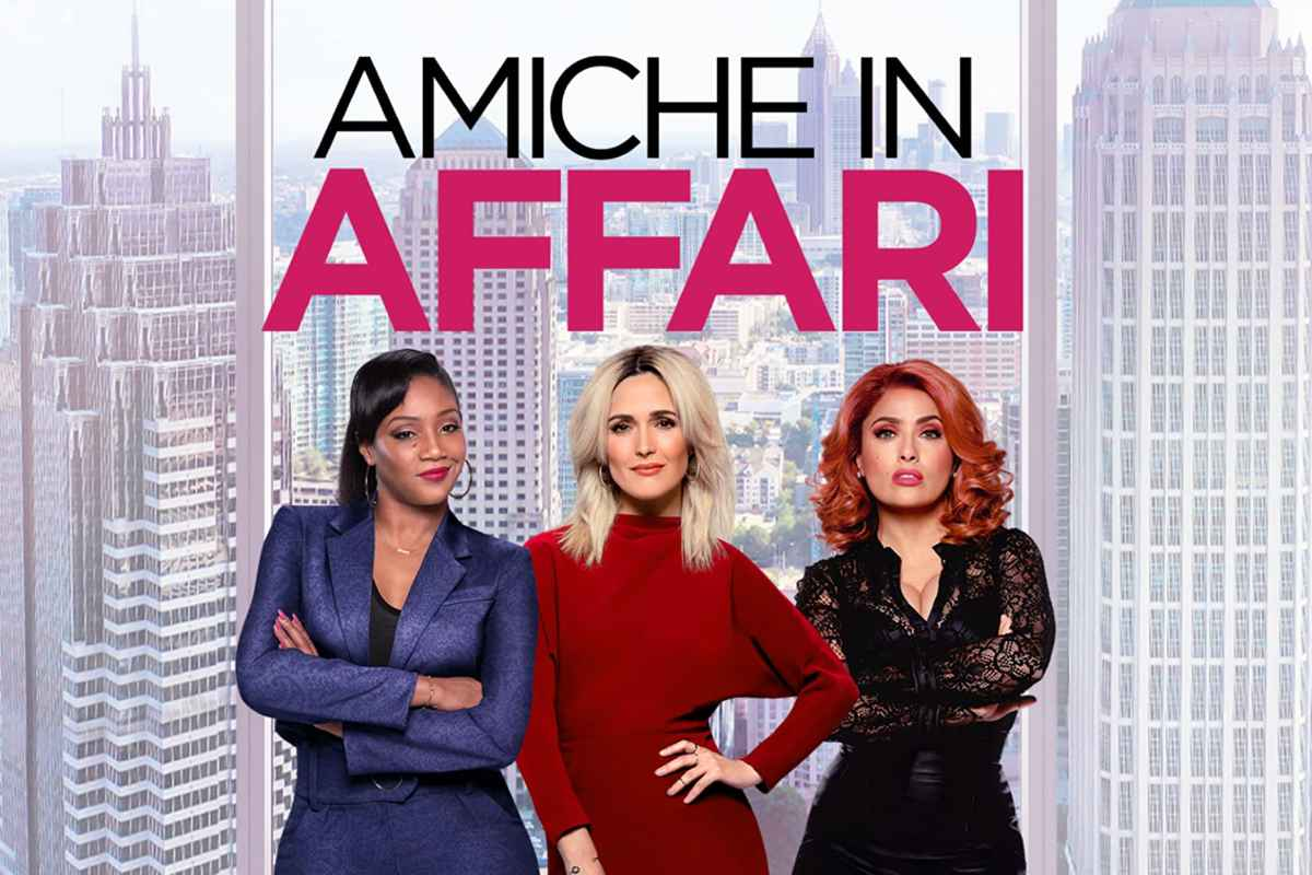 film amiche in affari amazon prime video copertina