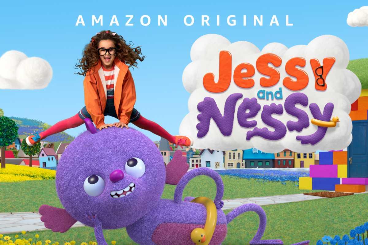 jessy e nessy prima stagione parte 2 amazon prime video