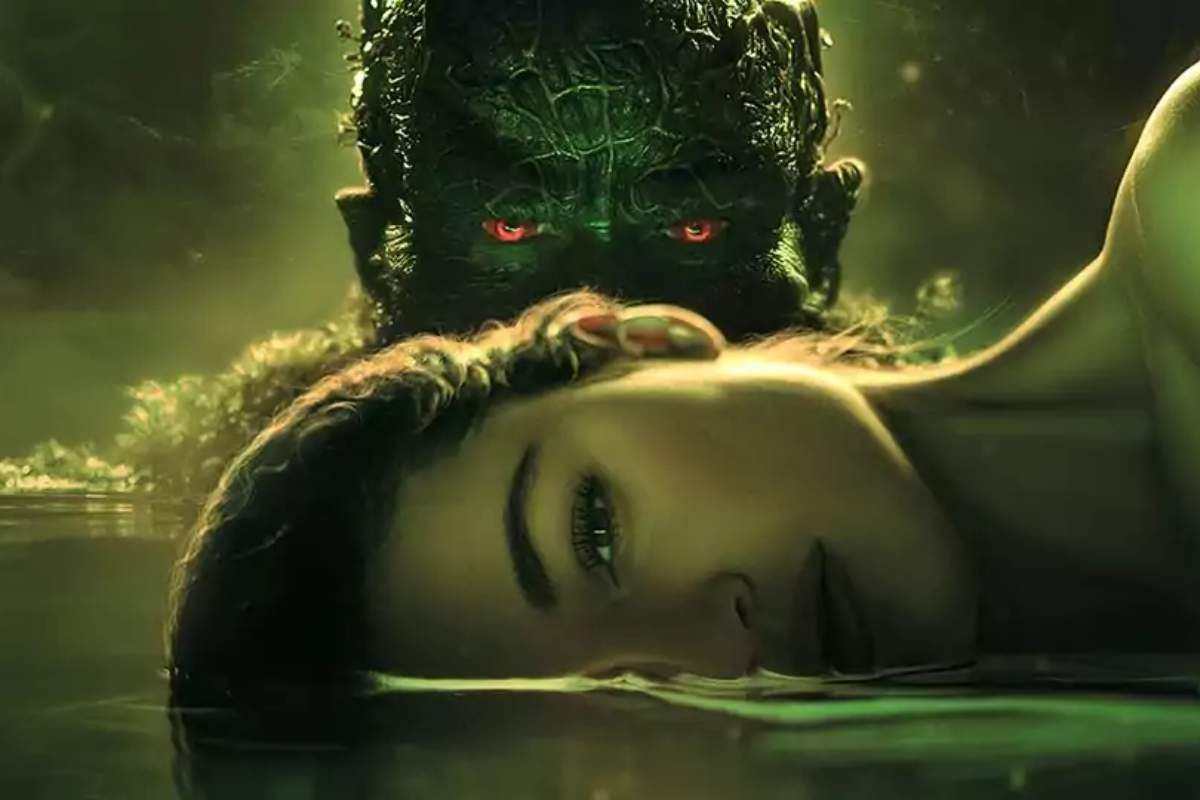 swamp thing stagione 2