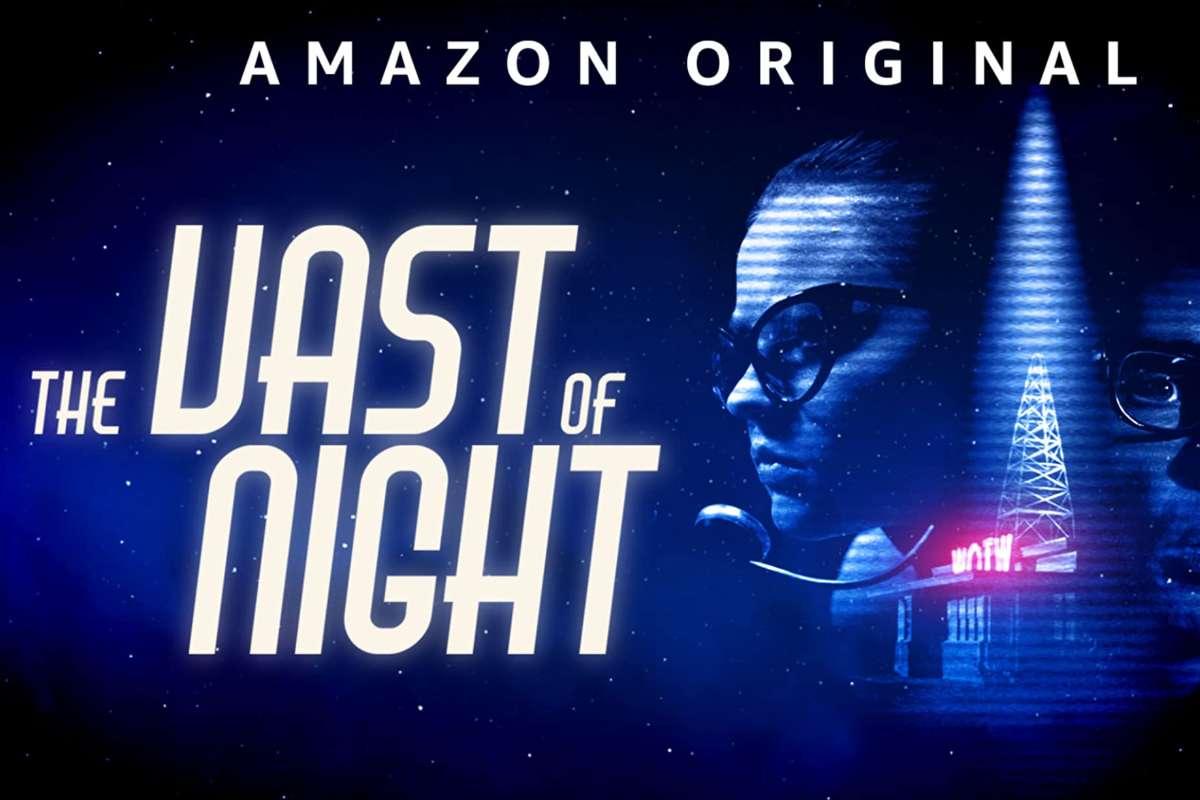 the vast of night l'immensità della notte amazon prime video