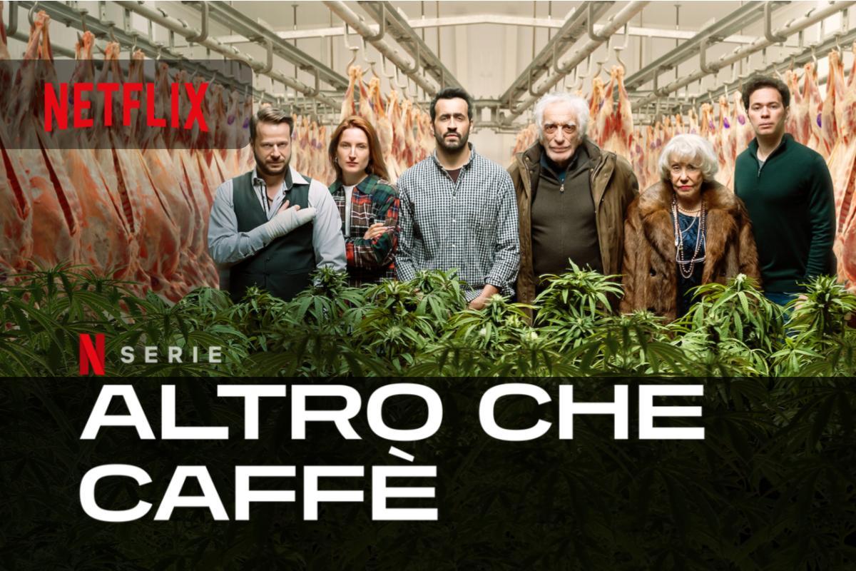Altro che caffè arriva oggi la stagione 2 solo su Netflix