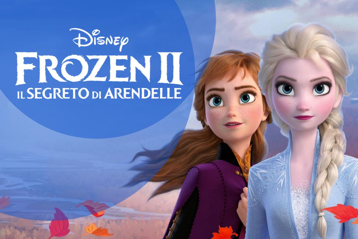 Frozen II Il segreto di Arendelle disponibile da oggi su Disney+