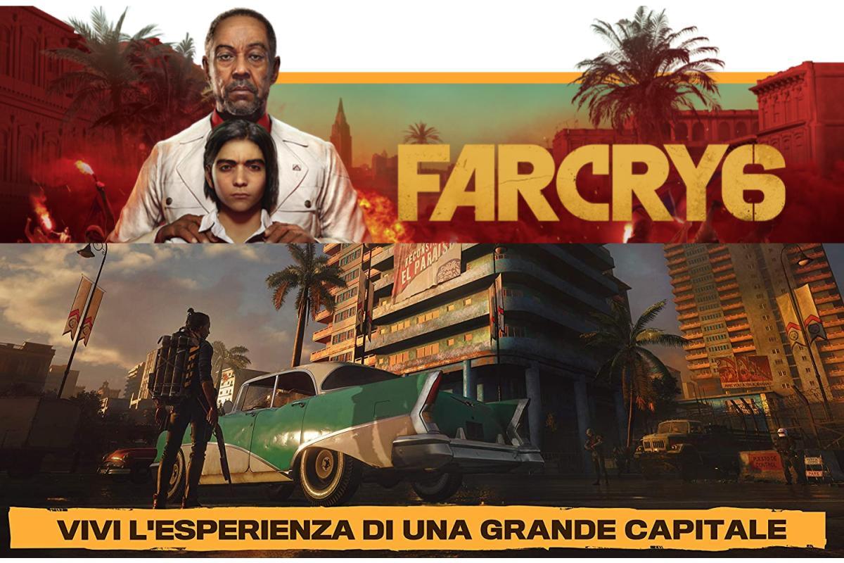I preordini sono aperti per Far Cry 6 e gli aspiranti giocatori possono ottenere tutti i tipi di bonus