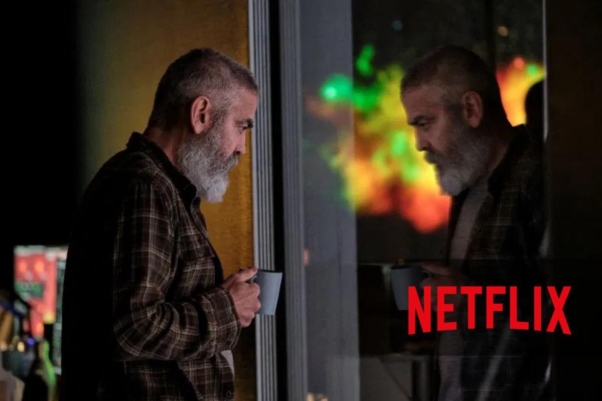 Il primo sguardo al film Netflix di George Clooney The Midnight Sky