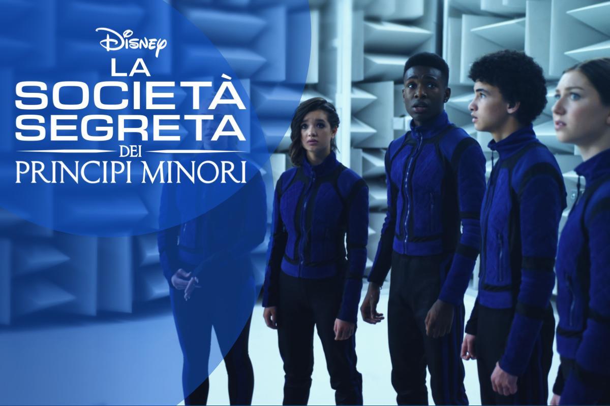 La Società Segreta dei Principi Minori guarda il film su Disney+