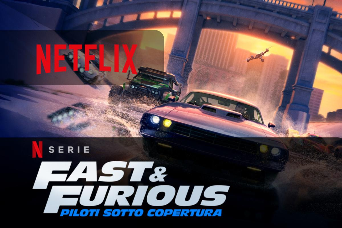 La Stagione 2 di Fast & Furious: Piloti sotto copertura in arrivo su Netflix a ottobre 2020