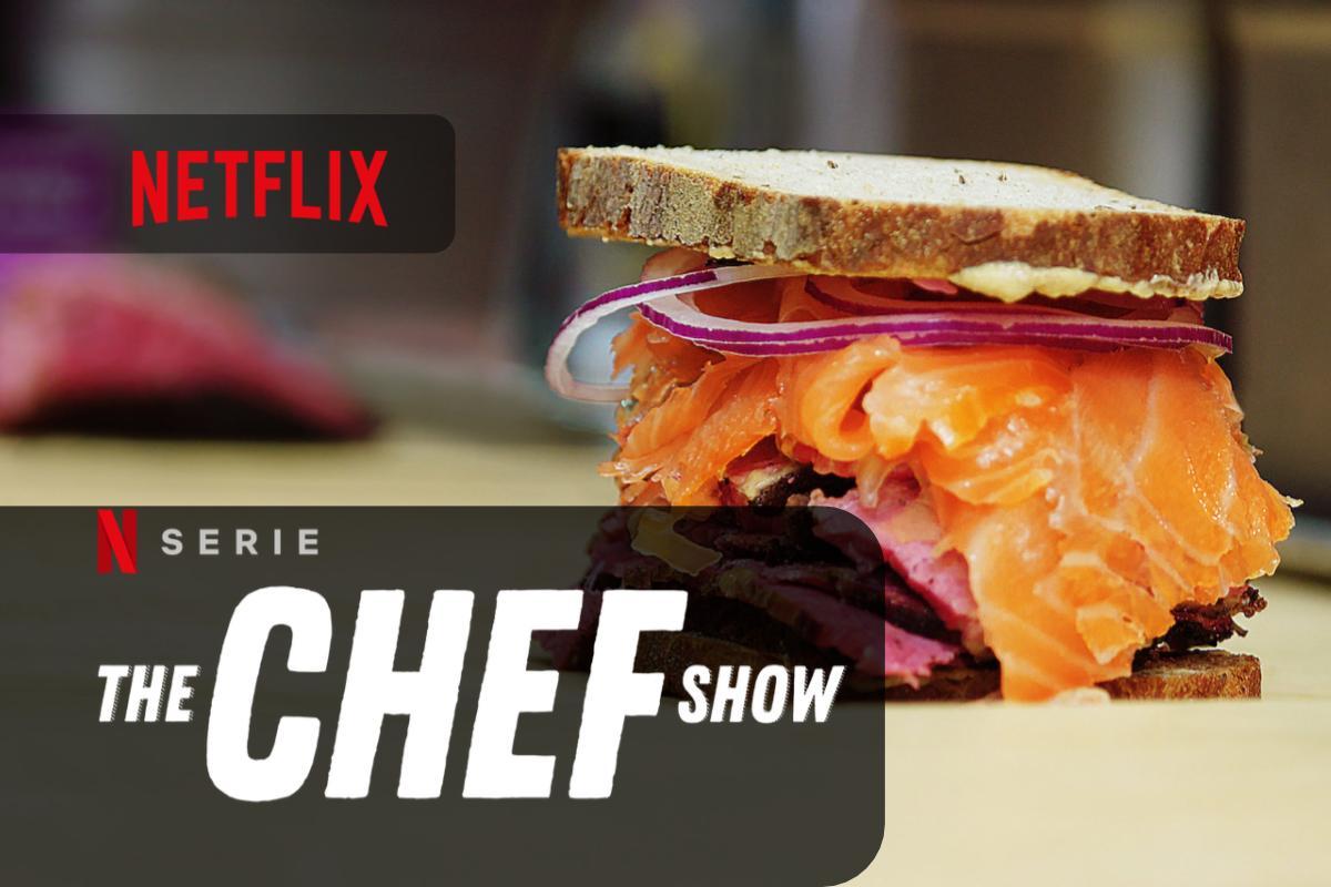 The Chef Show arriva oggi la stagione 4 solo su Netflix