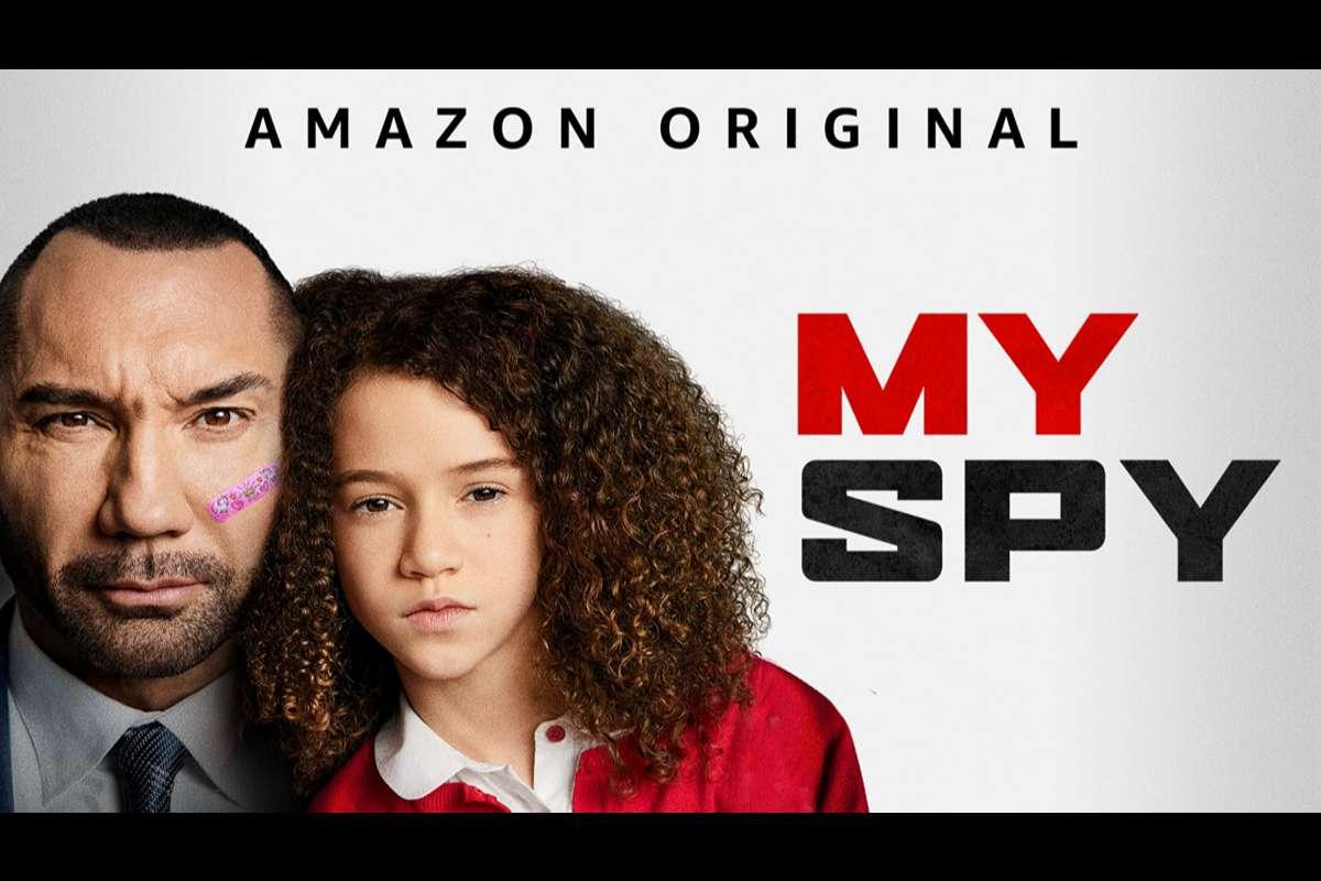 film my spy amazon original prime video