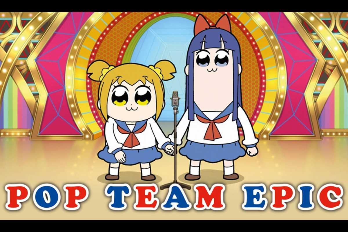 pop team epic amazon prime video serie anime