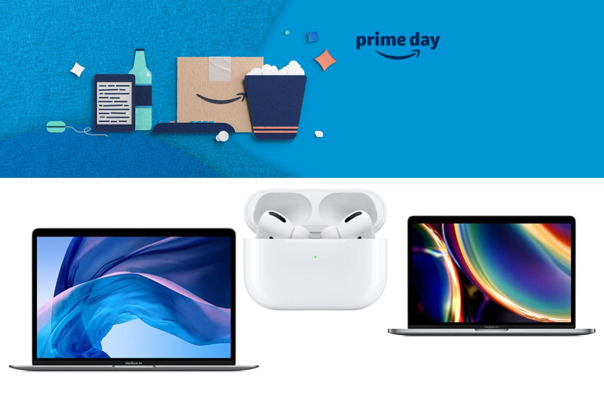 Amazon Prime Day arrivavo i primi sconti anticipati Apple